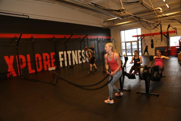 träna effektivt på gymmet